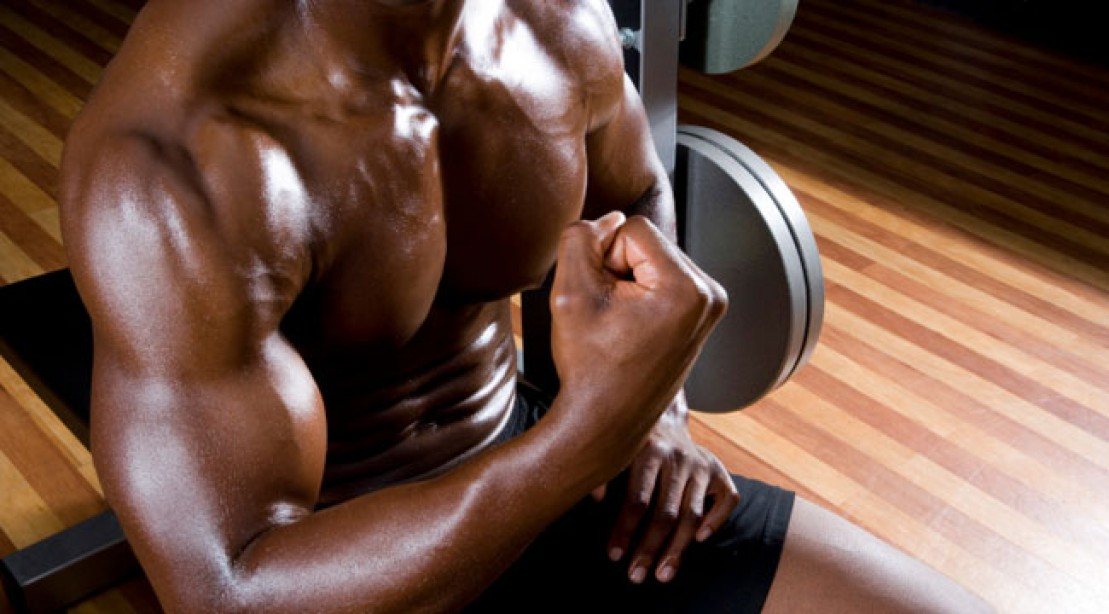 bodybuilding at home