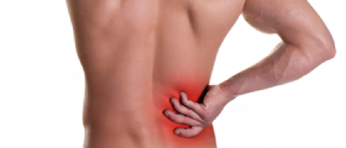 The comfortable to get rid of back pain with an attractive structure of body