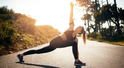 Upper Body Dynamic Stretches