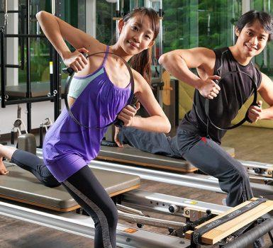 Reformer Pilates Singapore