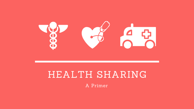Healthcare sharing plans